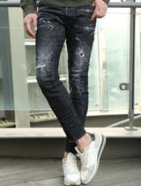 D SQUARED2 More Jeans Unisex Street Style Jeans 10