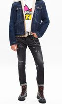 D SQUARED2 More Jeans Unisex Street Style Jeans 18