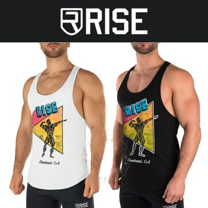 RISE Street Style Activewear Tops