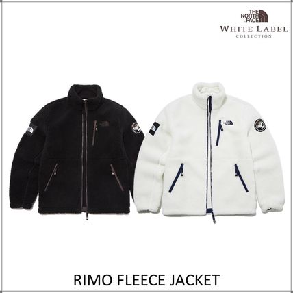THE NORTH FACE RIMO Casual Style Unisex Shearling Fleece Jackets Jackets