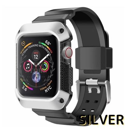Unisex Street Style Co-ord Apple Watch Belt Watches Watches