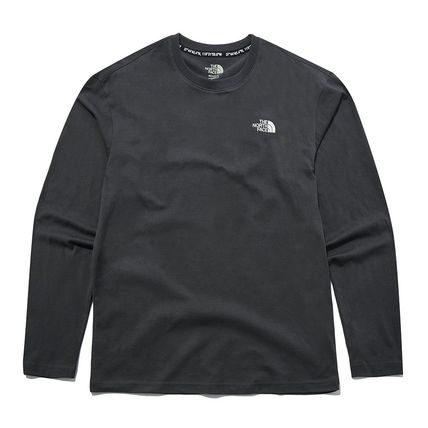 THE NORTH FACE Long Sleeve Unisex Long Sleeves Long Sleeve T-shirt Logo Outdoor 2