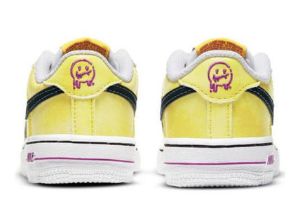 Nike AIR FORCE 1 Unisex Baby Girl Shoes