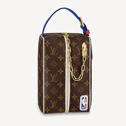 Louis Vuitton MONOGRAM Lvxnba Cloakroom Dopp Kit