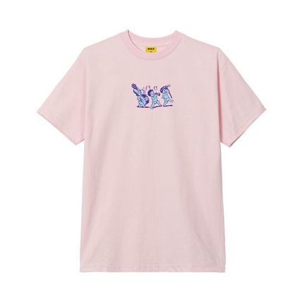 GOLF WANG More T-Shirts Unisex Street Style Cotton Short Sleeves T-Shirts 3