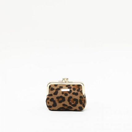 Leopard Patterns Coin Cases