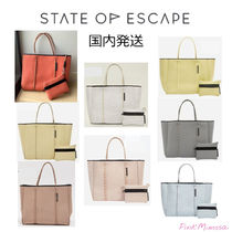 State of Escape Collaboration Mothers Bags