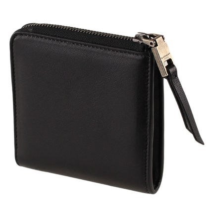 Logo Unisex Leather Coin Cases