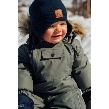Unisex Street Style Baby Girl Outerwear