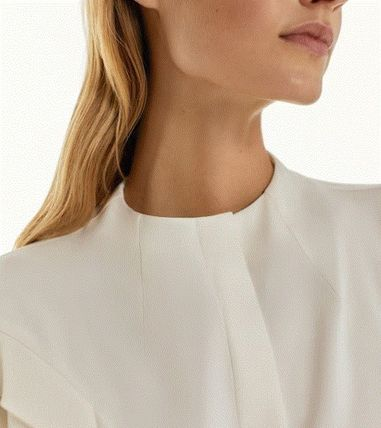 Massimo Dutti Shirts & Blouses Casual Style Long Sleeves Elegant Style Formal Style  3