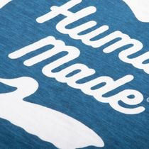 HUMAN MADE More T-Shirts Pullovers Unisex Street Style U-Neck Plain Cotton 4