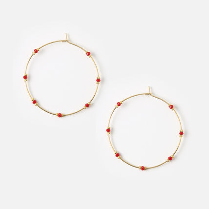 Orelia Casual Style Party Style Earrings
