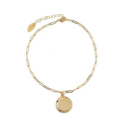Orelia Casual Style Party Style Anklets