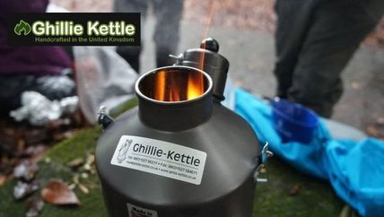 Ghillie Kettle Co-ord BBQ Cooking