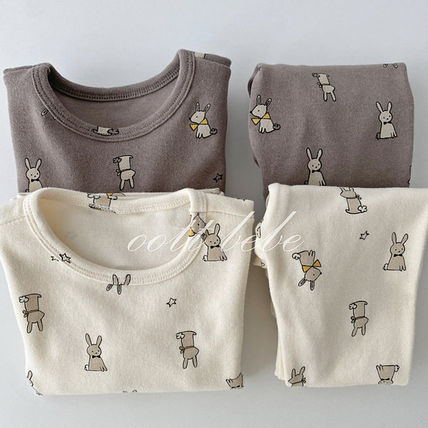 Khaki Kids Girl Roomwear