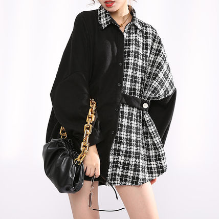Formal Style  Asymmetry Other Plaid Patterns Gingham