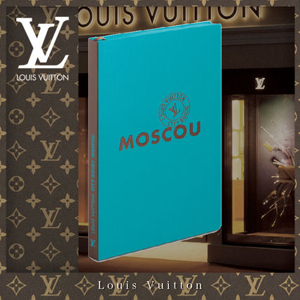 Louis Vuitton Moscow City Guide, French Version