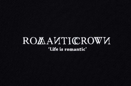 ROMANTIC CROWN Sweatshirts Unisex Long Sleeves Sweatshirts 7