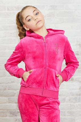 JUICY COUTURE Co-ord Kids Girl Roomwear