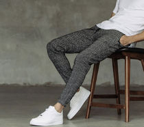 Ron Herman Tapered Pants Other Plaid Patterns Zigzag Sweat Street Style