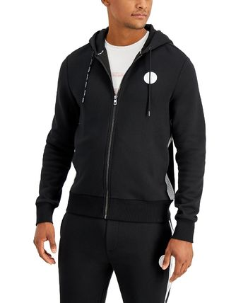 Michael Kors Hoodies Long Sleeves Cotton Logo Hoodies 3