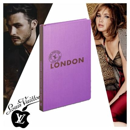 Louis Vuitton London City Guide, English Version