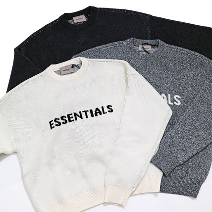FEAR OF GOD Sweaters Street Style Long Sleeves Sweaters
