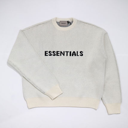 FEAR OF GOD Sweaters Street Style Long Sleeves Sweaters 2