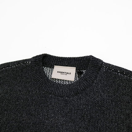 FEAR OF GOD Sweaters Street Style Long Sleeves Sweaters 15