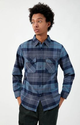 Long Sleeves Surf Style Shirts