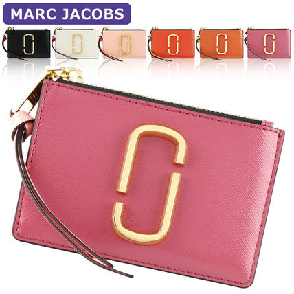 MARC JACOBS Snapshot Plain Card Holders