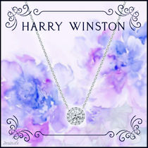 Harry Winston Costume Jewelry Casual Style Party Style Platinum