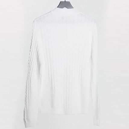 ASOS Sweaters Crew Neck Long Sleeves Plain Sweaters 18