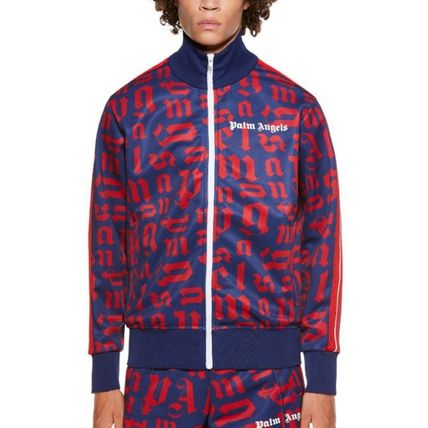 Palm Angels Street Style Track Jackets