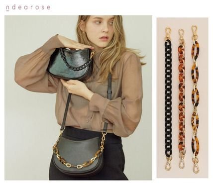 ndearose More Bags Leopard Patterns Casual Style 2WAY Chain Party Style