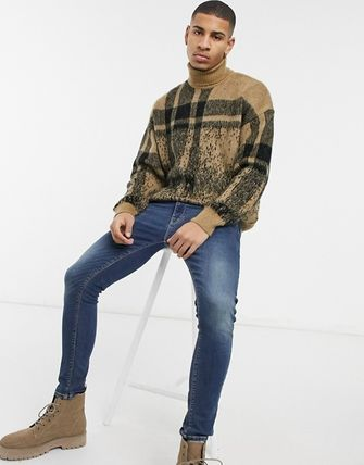 ASOS Sweaters Other Plaid Patterns Long Sleeves Sweaters 3