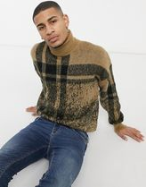ASOS Sweaters Other Plaid Patterns Long Sleeves Sweaters 4