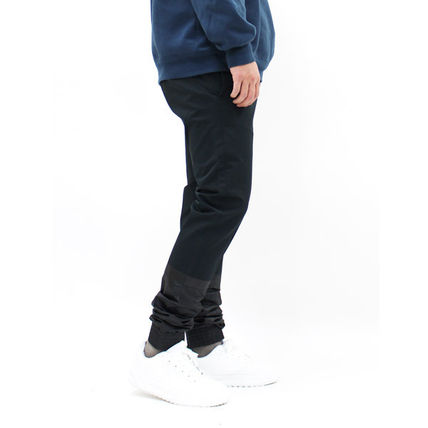 DIESEL BLACK GOLD Tapered Pants Street Style Tapered Pants