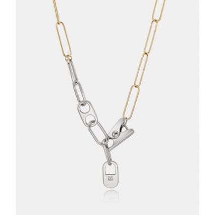 Casual Style Unisex Street Style Chain Brass