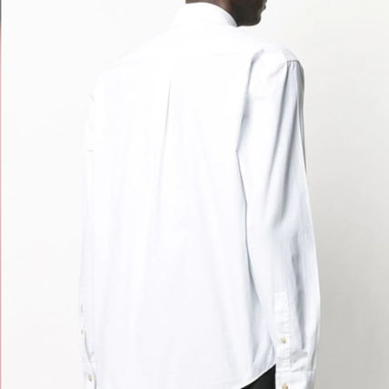 Ance Studios Shirts Button-down Street Style Long Sleeves Plain Cotton Designers 2