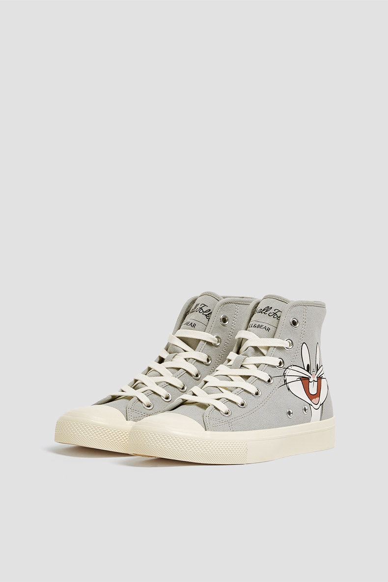 shop pull & bear shoes