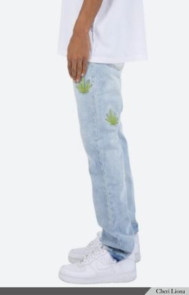 MNML More Jeans Denim Street Style Cotton Jeans 3