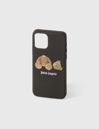 Palm Angels Street Style Logo iPhone 11 Pro Smart Phone Cases