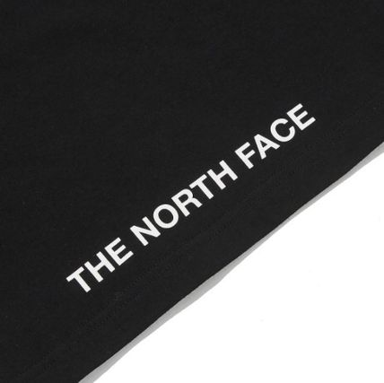THE NORTH FACE Long Sleeve Unisex Street Style Long Sleeves Long Sleeve T-shirt Logo 7