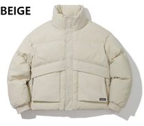 Code graphy Down Jackets Unisex Street Style Down Jackets 7