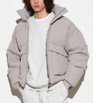 Code graphy Down Jackets Unisex Street Style Down Jackets 8
