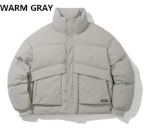 Code graphy Down Jackets Unisex Street Style Down Jackets 11