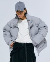 Code graphy Down Jackets Unisex Street Style Down Jackets 16