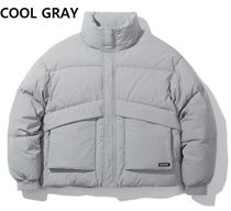 Code graphy Down Jackets Unisex Street Style Down Jackets 18