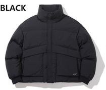 Code graphy Down Jackets Unisex Street Style Down Jackets 20